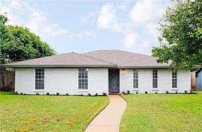 Richardson Single Family Home For Sale: 1503 Baltimore Drive