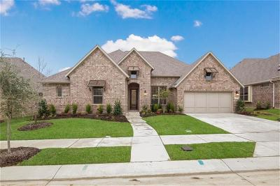 Little Elm Single Family Home For Sale: 3708 Wasatch