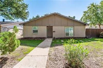 Garland Single Family Home For Sale: 310 Thistle Drive