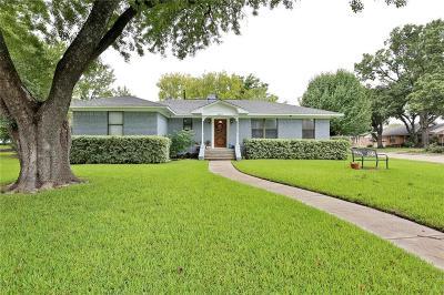 Single Family Home Active Option Contract: 3805 Savannah Drive