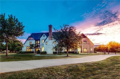 Prosper Single Family Home For Sale: 2540 Westview Court