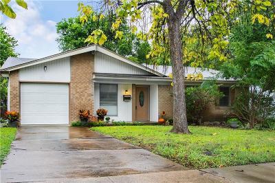 Richardson Single Family Home For Sale: 1404 Timberlake Circle