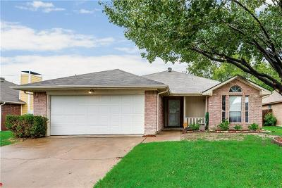 Arlington Single Family Home Active Option Contract: 6510 Stetter Drive