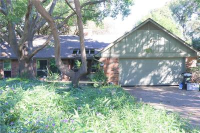 Granbury Single Family Home Active Kick Out: 2704 Casas Del Sur Court