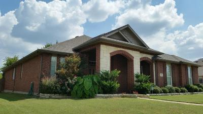 Cedar Hill Single Family Home Active Option Contract: 1526 Forest Creek Drive