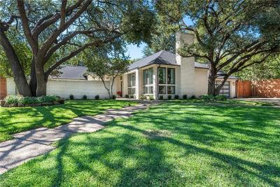 Single Family Home For Sale: 5806 Colhurst Street