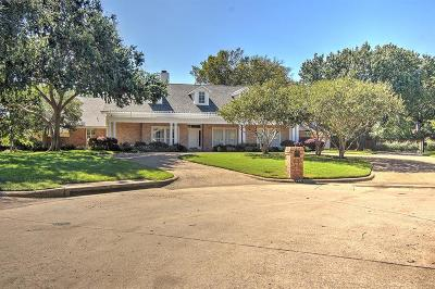 Farmers Branch Single Family Home Active Contingent: 3401 Woodhaven Court