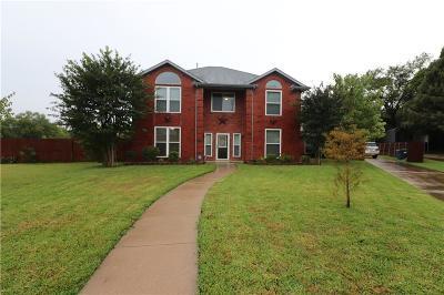 Sachse Single Family Home For Sale: 1524 Bonanza Court