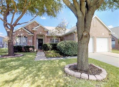 Frisco Single Family Home For Sale: 6604 Waterbury Drive