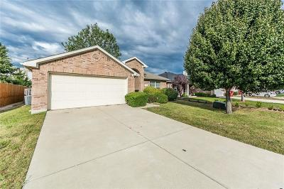 Royse City Single Family Home Active Option Contract: 1605 Sams Circle