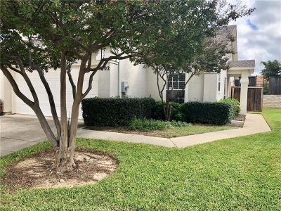 Frisco Townhouse For Sale: 8400 Hickory Street #4602
