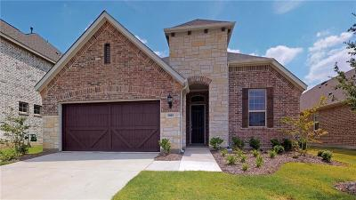 McKinney Single Family Home For Sale: 5613 Meritage Street