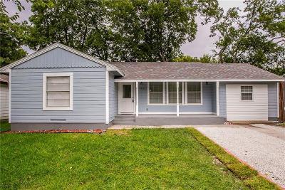 Dallas Single Family Home For Sale: 10425 Ferguson Road