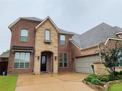 Allen  Residential Lease For Lease: 1517 Chadwick Drive