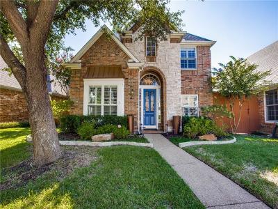 Dallas Single Family Home For Sale: 18259 Meandering Way