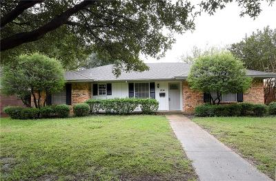 Carrollton Single Family Home For Sale: 1834 Baxley Drive