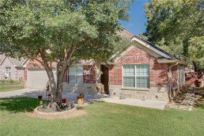 Denton Single Family Home For Sale: 3209 Anysa Lane