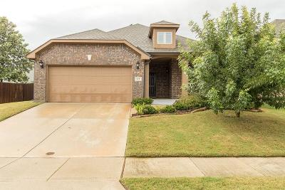 Anna TX Single Family Home Active Option Contract: $214,999