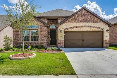 Aledo Single Family Home For Sale: 14837 Star Creek Drive