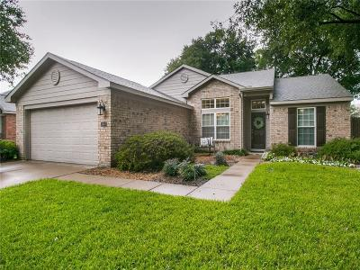 Flower Mound Single Family Home Active Option Contract: 1632 River Birch Drive