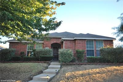 Royse City Single Family Home For Sale: 225 Rowdy Drive