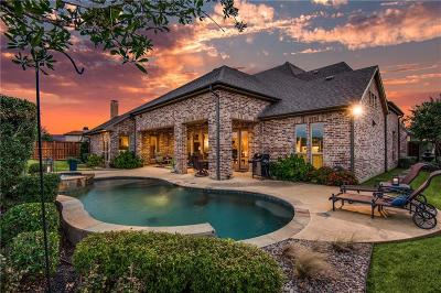 Irving Single Family Home Active Option Contract: 661 Scenic Drive