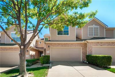 Denton County Townhouse For Sale: 3220 Twist Trail