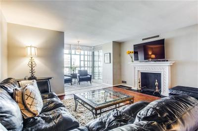 Dallas Condo Active Option Contract: 3525 Turtle Creek Boulevard #7C