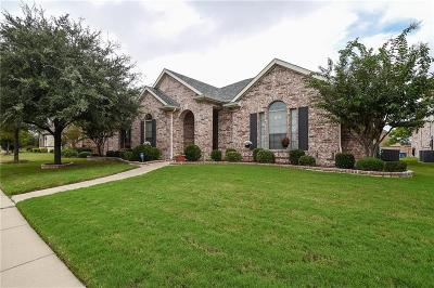 Sachse Single Family Home For Sale: 7614 Harvest Bend Lane