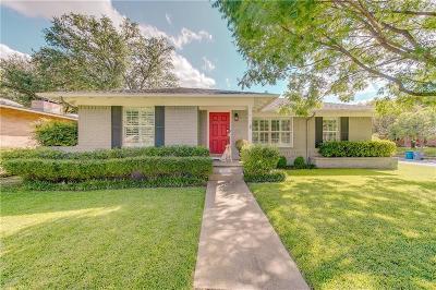 Dallas Single Family Home For Sale: 6430 Runnemede Drive