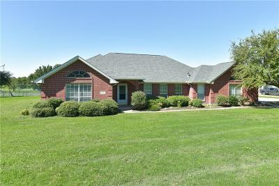 Crandall, Combine Single Family Home For Sale: 127 Creekview Lane