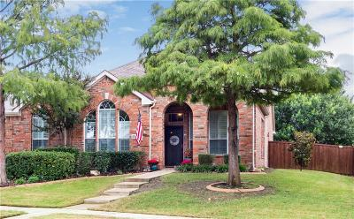 Frisco Single Family Home For Sale: 2787 Carmack Drive