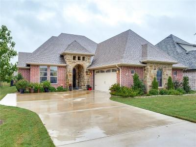 Granbury Single Family Home For Sale: 3229 N Boat Landing Trail