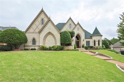 Southlake TX Single Family Home For Sale: $1,134,000