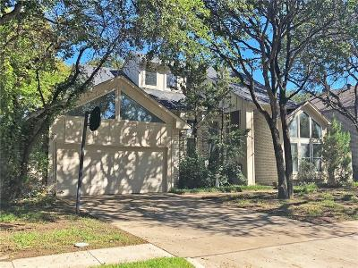 Frisco Single Family Home Active Option Contract: 10916 Promise Land Drive