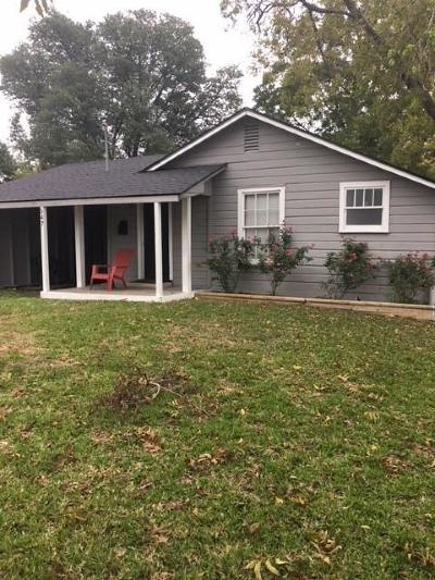 Wills Point Single Family Home Active Option Contract: 547 W O'neal