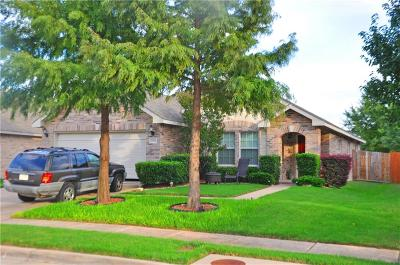 Fort Worth Single Family Home Active Contingent: 12644 Shady Cedar Drive