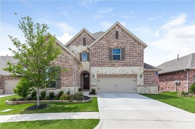 McKinney TX Single Family Home For Sale: $455,000