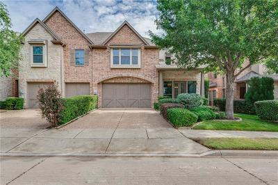Frisco Townhouse For Sale: 2410 Chelsea Drive