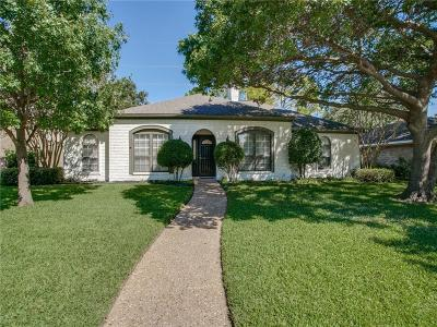 Richardson Single Family Home For Sale: 811 Hillsdale Drive