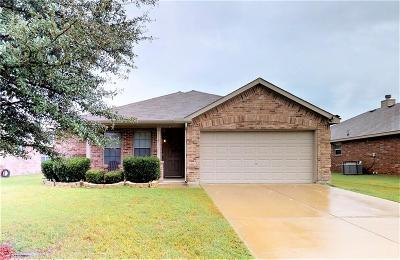 Seagoville Single Family Home Active Option Contract: 3116 Rosslynn Court