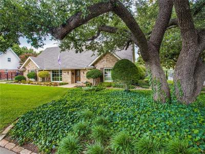 Fort Worth Single Family Home For Sale: 3821 Summercrest Drive