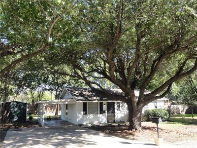 Kaufman Single Family Home For Sale: 1711 Jackson S
