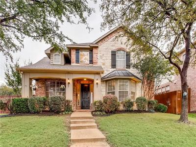 Allen Single Family Home For Sale: 2056 Londonderry Drive