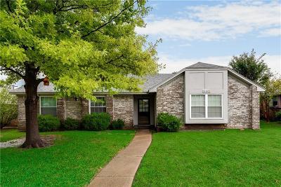 Mesquite Single Family Home For Sale: 1316 Laredo Lane