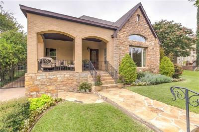 Fort Worth Single Family Home For Sale: 2428 Lofton Terrace