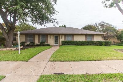 Garland Single Family Home For Sale: 1413 Mayfield Avenue