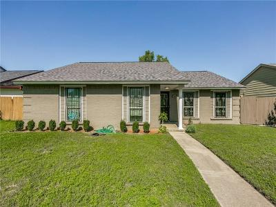 Dallas Single Family Home For Sale: 7409 Red Osier Road