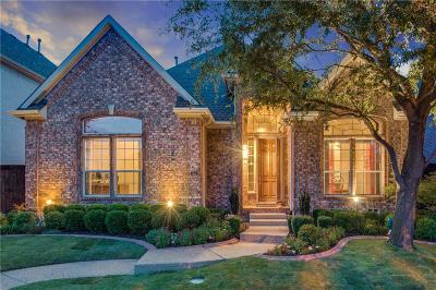 Irving Single Family Home Active Contingent: 3353 Garrett Drive