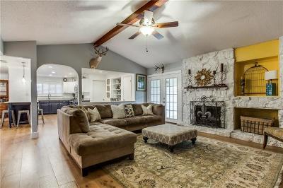 Richardson Single Family Home For Sale: 2303 Flat Creek Drive